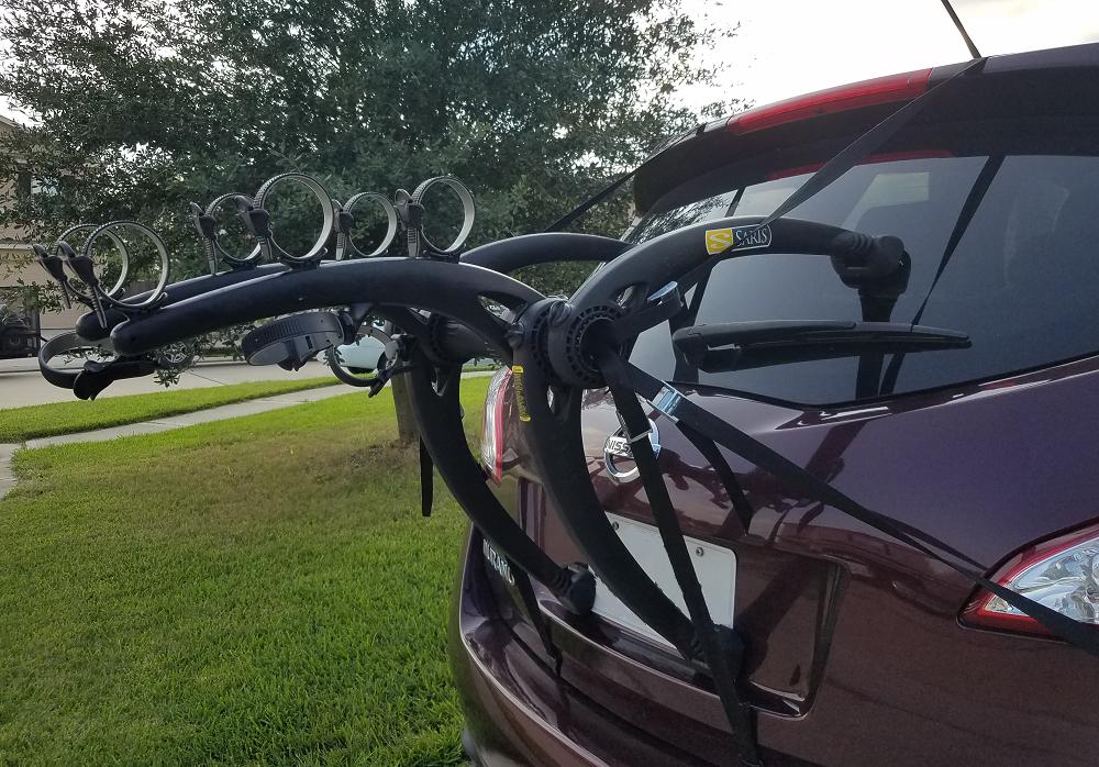 Saris BONES® nosič na 3 bicykle